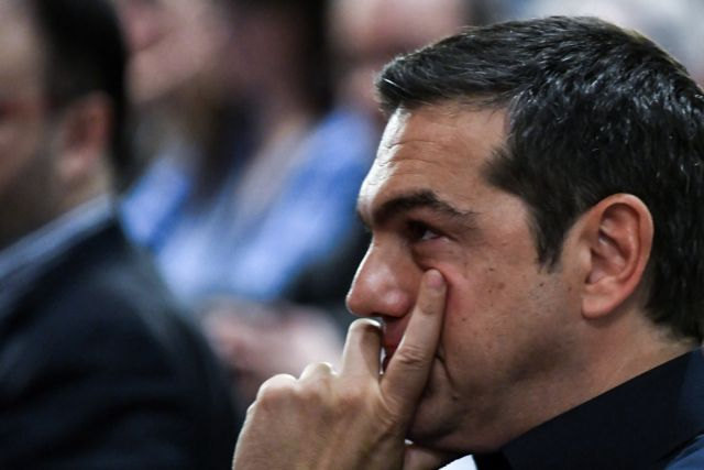 Tsipras struggles to rally devastated party cadres, base | tovima.gr