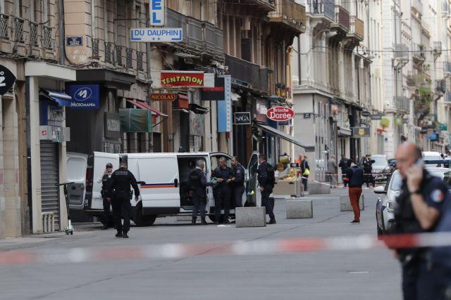 Γαλλία: Συνελήφθη ύποπτος για την επίθεση στη Λυών | tovima.gr