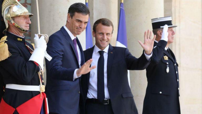 Γαλλία: Συνάντηση Μακρόν – Σάντσεθ, το βράδυ της Δευτέρας | tovima.gr