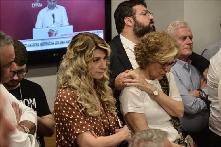 Τα…δάκρυα της Κουμουνδούρου τη νύχτα των ευρωεκλογών | tovima.gr