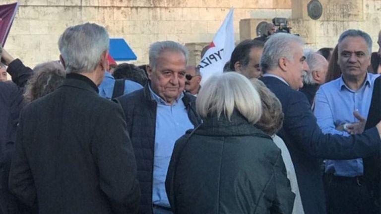 Η βόλτα των αρχηγών ΕΛ.ΑΣ-Λιμενικού στη συγκέντρωση ΣΥΡΙΖΑ – Οι 12 «μαύρες τρύπες» | tovima.gr
