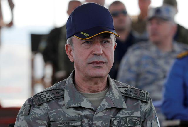 Ακάρ: Ευχόμαστε να μην υπάρξει πολεμική σύρραξη στην αν. Μεσόγειο | tovima.gr
