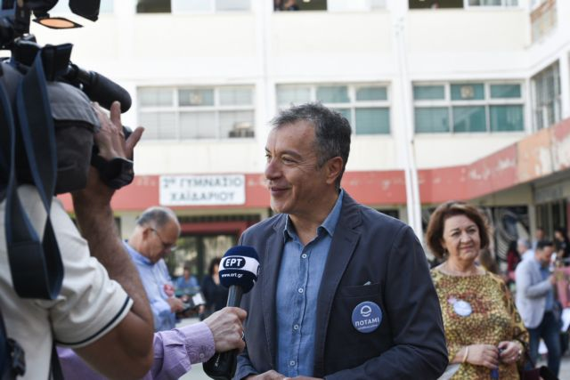 To Potami party: The river runs dry, Stavros Theodorakis to resign | tovima.gr