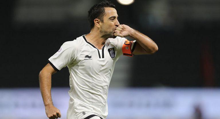 Η νέα καριέρα του Τσάβι : Ανέλαβε προπονητής στην Αλ Σαντ | tovima.gr