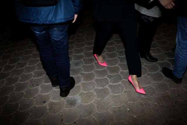Νοτοπούλου για συντριβή: Φταίνε το Μακεδονικό, ο Μπουτάρης και οι… ροζ γόβες | tovima.gr