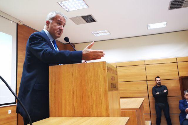 Εκλογές με υπηρεσιακή κυβέρνηση ζήτησε ο Βορίδης | tovima.gr