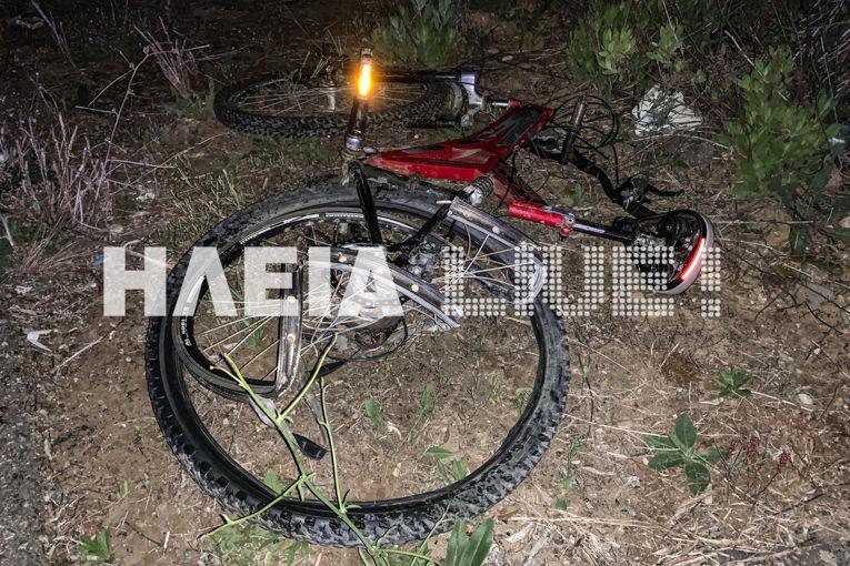 Αμαλιάδα: Αυτοκίνητο παρέσυρε και σκότωσε16χρονο ποδηλάτη | tovima.gr