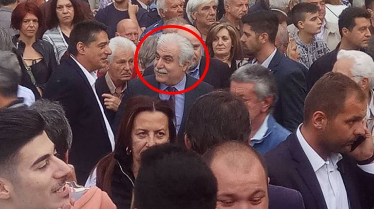 Σάλος για τους αρχηγούς ΕΛ.ΑΣ – Λιμενικού που συμμετείχαν στις συγκεντρώσεις ΣΥΡΙΖΑ | tovima.gr