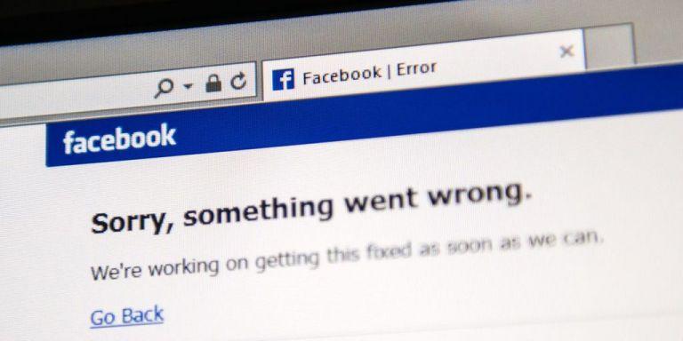 «Έπεσε» το facebook | tovima.gr