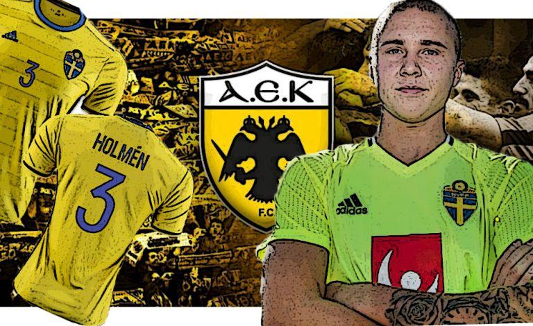 Έτοιμο το deal της ΑΕΚ με Χολμέν μέχρι το 2022 | tovima.gr