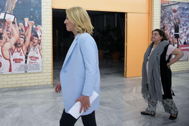 Αμετανόητη Δούρου: Θεωρεί «αθεμελίωτες» τις κατηγρίες για Μάτι-Μάνδρα και ατού το… έργο της | tovima.gr