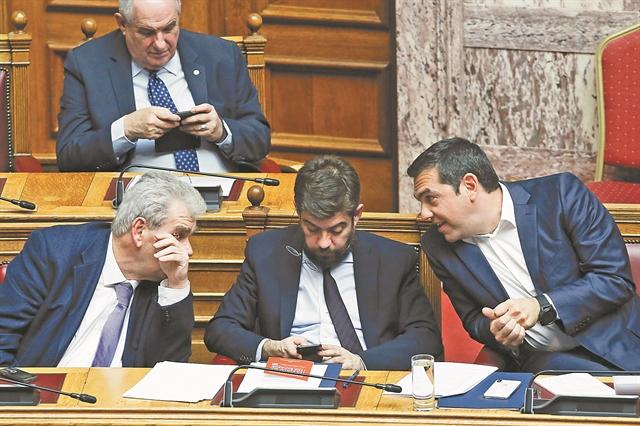 Πιστοί στις επικίνδυνες θεσμικές ακροβασίες | tovima.gr