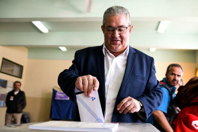 Κουτσούμπας : Μάχη για τις δημοτικές και τις εθνικές εκλογές | tovima.gr