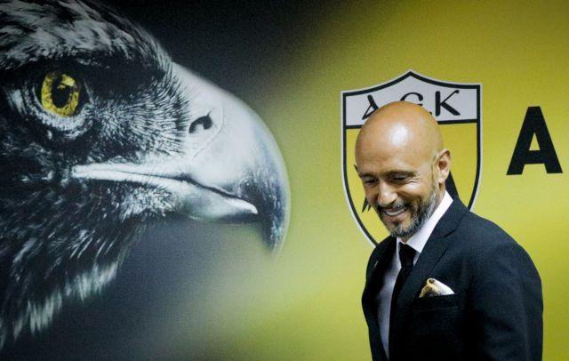 Μιγκέλ Καρντόσο : «Ήρθα για να μπω με την ΑΕΚ στην Αγιά Σοφιά» | tovima.gr