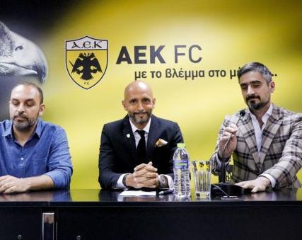 Λυμπερόπουλος : «Ευχαριστώ τον Χιμένεθ, ιδανική επιλογή ο Καρντόσο» | tovima.gr
