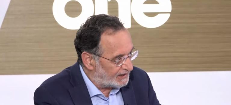 Π. Λαφαζάνης για Βαρουφάκη στο One Channel: Ο κόσμος προτιμάει τα ιμιτασιόν | tovima.gr