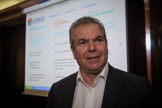 Πετρόπουλος : Στην κάλπη της 7ης Ιουλίου θα κριθεί αν θα μειωθούν ξανά οι συντάξεις | tovima.gr