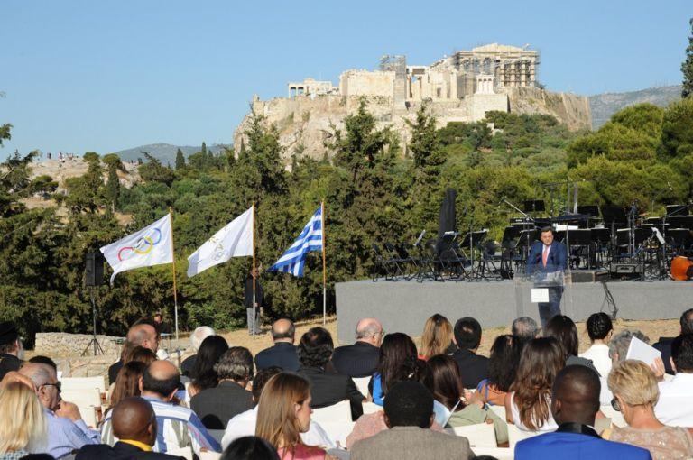Παρουσία Μπαχ η 59η Διεθνής Σύνοδος της Ολυμπιακής Ακαδημίας | tovima.gr