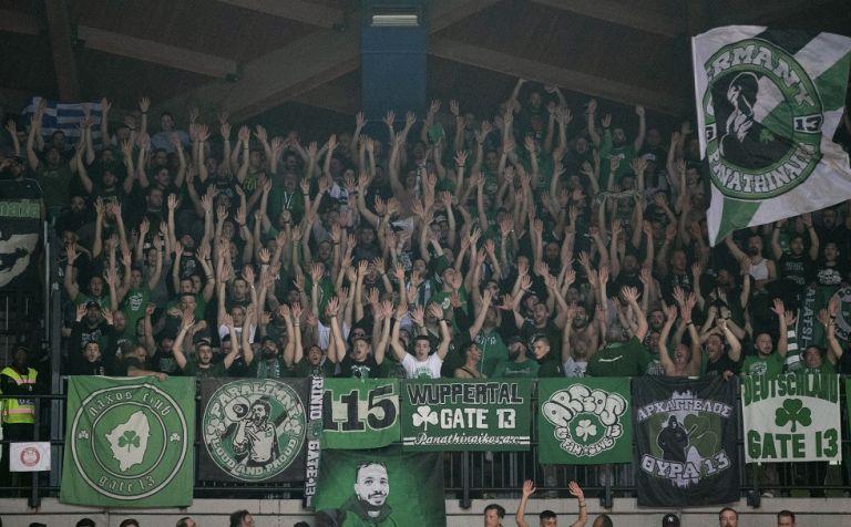 Χωρίς οπαδούς του Παναθηναϊκού τη Δευτέρα 3/6 στο Περιστέρι | tovima.gr