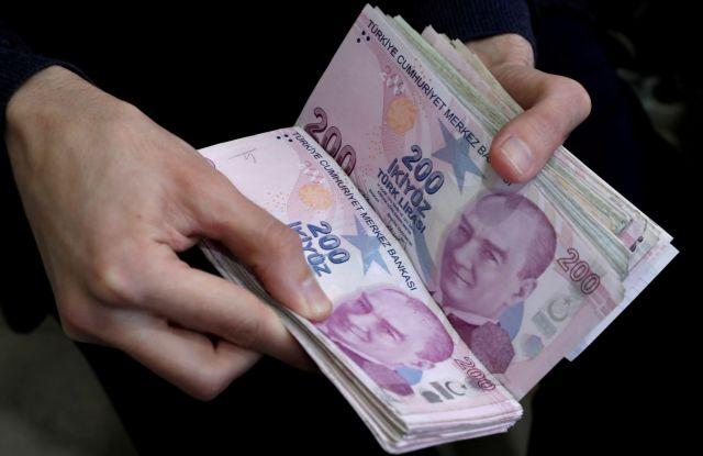 Κατά 2,6% συρρικνώθηκε η τουρκική οικονομία το α΄ τρίμηνο | tovima.gr