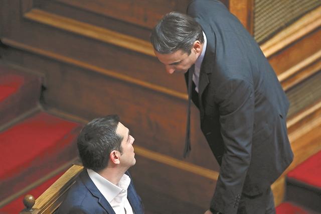 Μπούμερανγκ για τον ΣΥΡΙΖΑ η στρατηγική της πόλωσης | tovima.gr