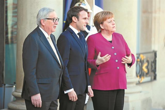 Ενα «Game of Thrones» για τους εκλεκτούς στην ηγεσία της Ευρώπης | tovima.gr
