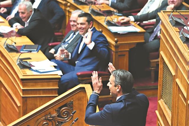 Επεσε στην παγίδα που ο ίδιος έστηνε επί χρόνια   tovima.gr