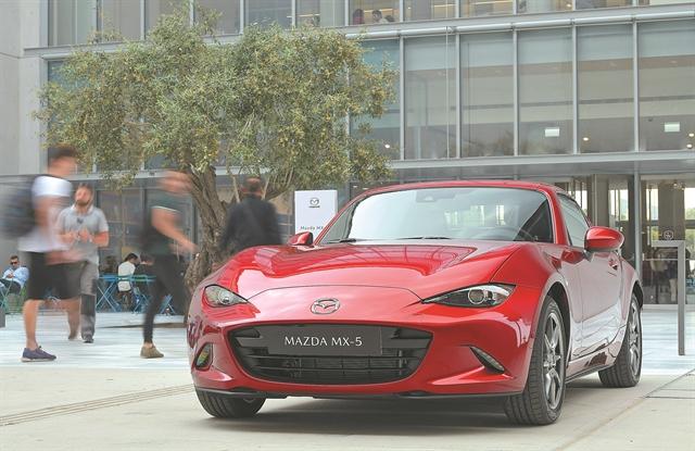 Η επιστροφή της Mazda στην Ελλάδα | tovima.gr