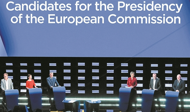 Ο φόβος του αντιευρωπαϊσμού πλανάται πάνω από τις Βρυξέλλες | tovima.gr