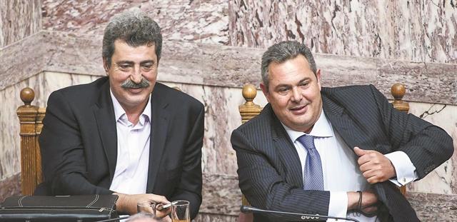 Πολιτική ορνιθολογία | tovima.gr