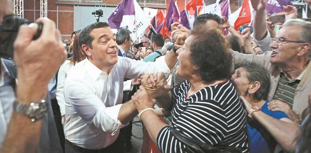 Η ώρα της κρίσης για τον Αλ. Τσίπρα   tovima.gr