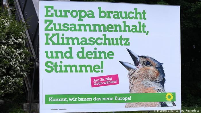 Deutsche Welle: Δημοσκόπηση-σοκ: πρώτο κόμμα οι Πράσινοι | tovima.gr