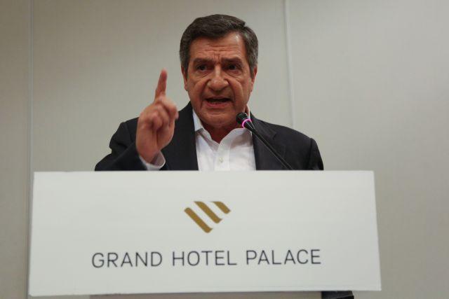 Γ. Καμίνης: Η ευθύνη που επωμίζομαι είναι μεγάλη   tovima.gr