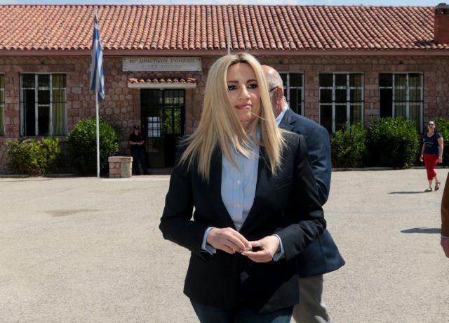 Γεννηματά: Τι απαντά για την «εκδίωξη» Βενιζέλου και την επιλογή Καμίνη   tovima.gr
