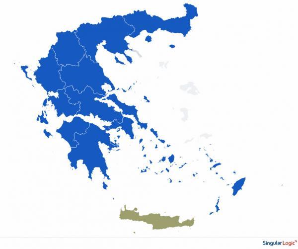 Θρίαμβος της ΝΔ σε περιφέρειες και δήμους – «Μαύρισαν» οι πολίτες τον ΣΥΡΙΖΑ | tovima.gr