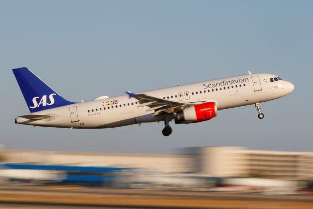 Η SAS θα σταματήσει την πώληση αφορολογήτων ειδών εν πτήσει | tovima.gr