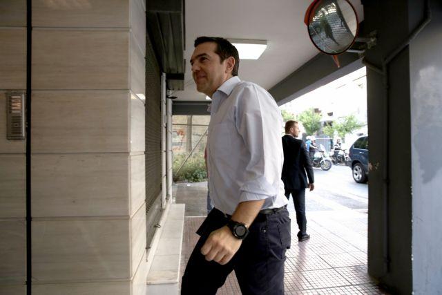 Τσίπρας : Μήνυμα συστράτευσης και αισιοδοξίας για νίκη στις εκλογές | tovima.gr