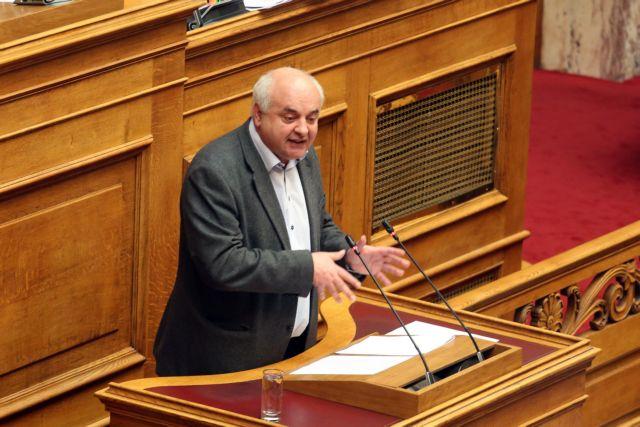 Καραθανασόπουλος σε Τσακαλώτο: Έχετε το θράσος να λέτε ότι το ΚΚΕ θα φέρει τη ΝΔ στην κυβέρνηση   tovima.gr
