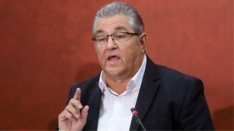 Κουτσούμπας : Κάλεσμα ενίσχυσης του ΚΚΕ | tovima.gr