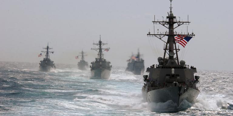 ΗΠΑ: Υπενθυμίζουν στην Τουρκία τη δύναμη πυρός τους στην Αν. Μεσόγειο | tovima.gr