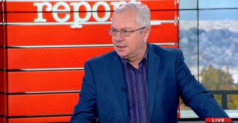 Μαλέλης στο One Channel: Ο ΣΥΡΙΖΑ απαξίωσε την Αριστερά | tovima.gr