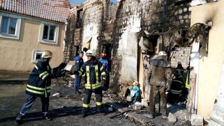 Ουκρανία: Πυρκαγιά σε ψυχιατρείο με έξι νεκρούς | tovima.gr