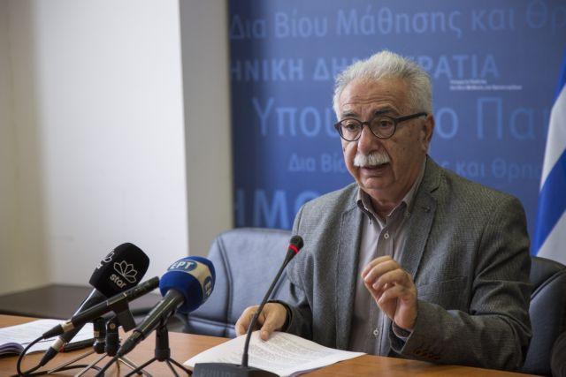 Πάρτι Μετατάξεων: Ο Γαβρόγλου έκανε 70 μετατάξεις εκπαιδευτικών | tovima.gr