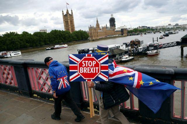 Βρετανία – Εργατικοί: Με διακομματική πρόταση επιχειρούν να αποτρέψουν άτακτο Brexit   tovima.gr