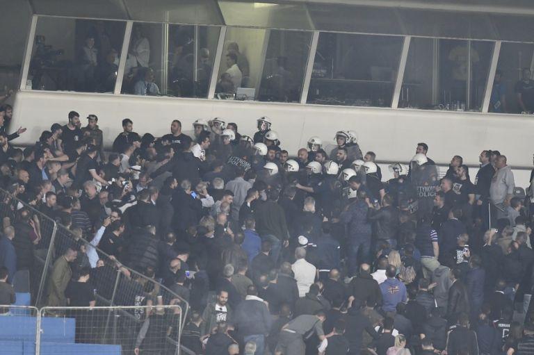 Πρόστιμα σε ΠΑΟΚ και ΑΕΚ για τα όσα συνέβησαν στον τελικό | tovima.gr