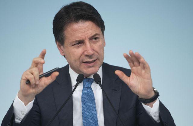 Ιταλία: Μήνυμα του πρωθυπουργού προς τον Γιούνκερ | tovima.gr