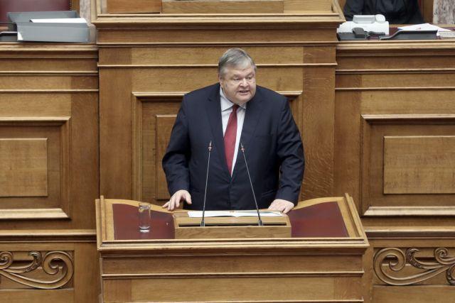 Βενιζέλος: Ζητά να κατατεθεί αμελλητί η δικογραφία της Novartis στη Βουλή | tovima.gr