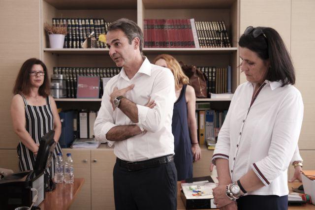 Μητσοτάκης: Η ΝΔ ήταν, είναι και θα παραμείνει το μεγάλο λαϊκό κόμμα αυτής της χώρας | tovima.gr