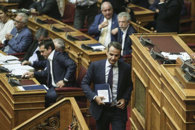Τσίπρας – Μητσοτάκης: Σε προεκλογικούς ρυθμούς την Πέμπτη | tovima.gr