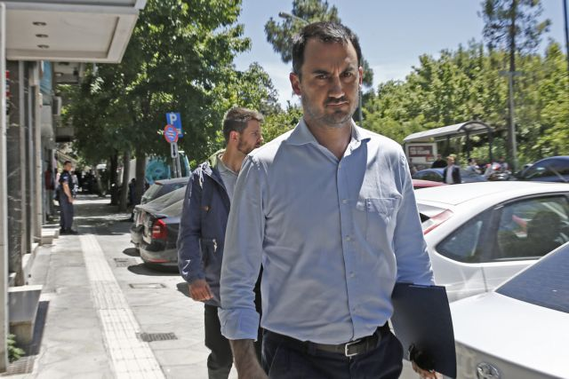 Στη Μεσσηνία υποψήφιος ο Αλέξης Χαρίτσης | tovima.gr